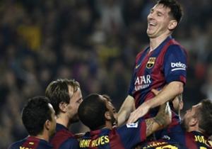 Messi bomber della Champions