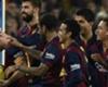 Barça, Xavi tire son chapeau à Messi