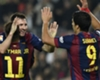 Suarez & Puyol lead Messi tributes