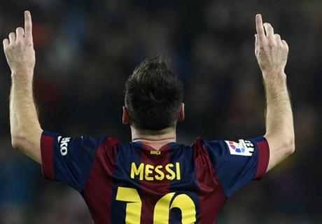 Pellegrini descarta contratação de Messi