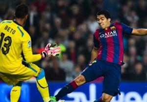 3. Se empieza a cuestionar que Luis Suárez haya disputado ya 5 partidos oficiales con el Barça y aún no marca un gol, sin embargo como asistente está haciendo un excelente papel y habrá que darle tiempo para que lleguen sus goles. El es un anotador nat...
