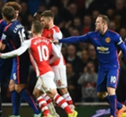 Wenger: I didn't see Wilshere incident
