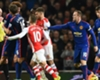'I haven't seen it' - Wenger's predictable answer over Wilshere-Fellaini headbutt clash
