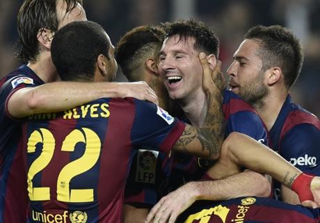 Barça, le football rend hommage à Messi
