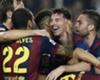 Lionel Messi Barcelona Sevilla Liga 22112014
