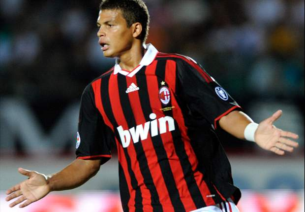 Injured AC Milan Defender Thiago Silva Not Sure Of His Fitness For Manchester United Match