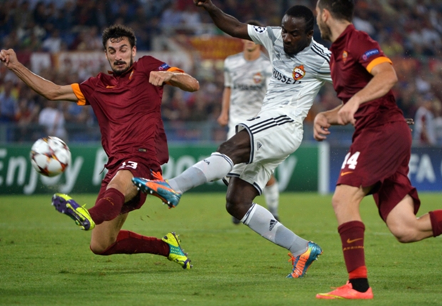 CSKA Moscow-Roma Preview: Victory could send Garcia's men into Champions League knockouts