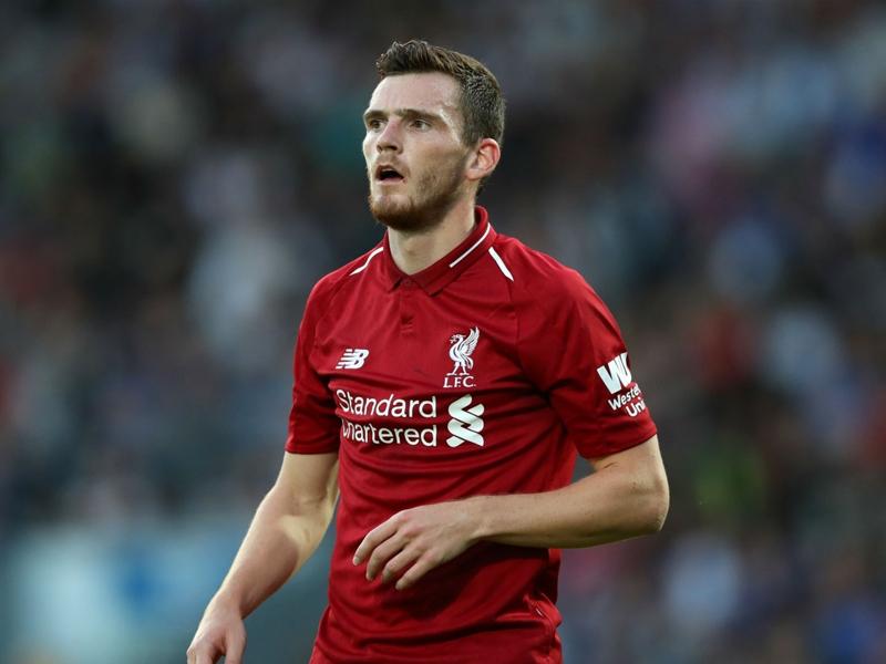 Manchester City-Liverpool : sans faire de bruit, Andrew Robertson est devenu une valeur sûre pour les Reds