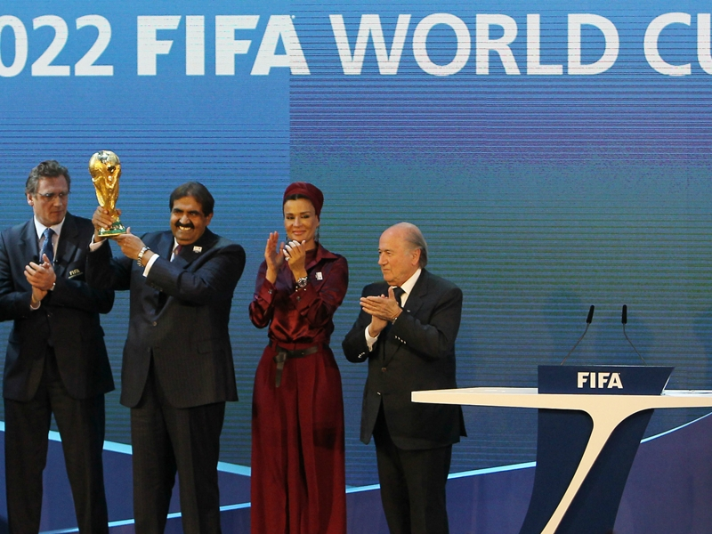 Qatar 2022 organisers 'open' to FIFA's plan to expand World Cup to 48 teams