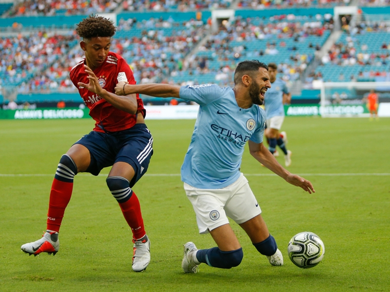 Manchester City - Des examens médicaux rassurants pour Riyad Mahrez et sa cheville