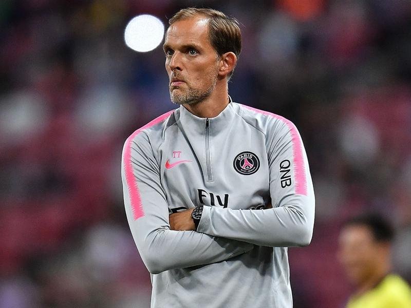 Paris Saint-Germain 4 Monaco 0: Di Maria double sees Tuchel start with silverware