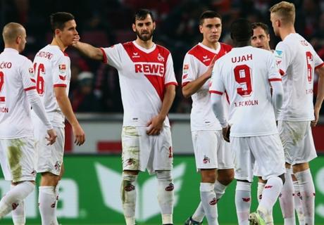 Köln hadert: