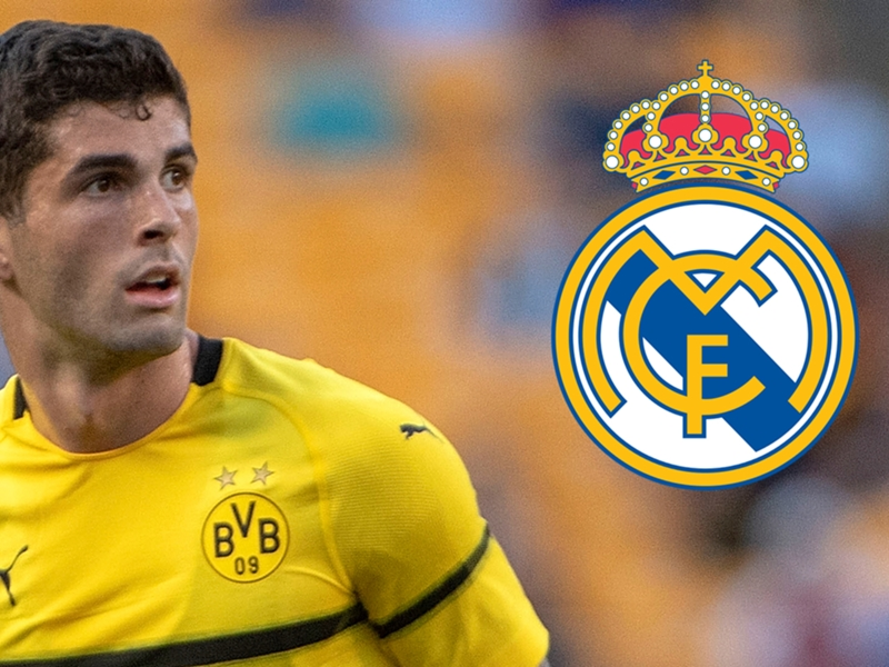 Transfer news and rumours LIVE: Real Madrid to sign €70m Pulisic as they wait for Neymar