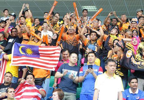 LIVE: Malaysia vs Thailand