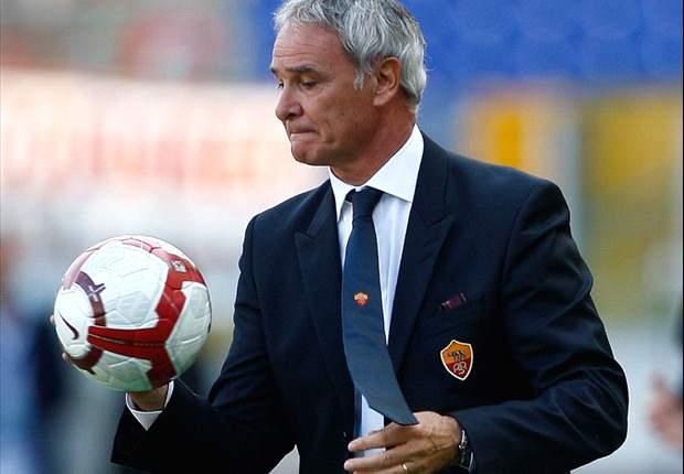 Only Inter Can Lose The Scudetto - Roma Coach Claudio Ranieri