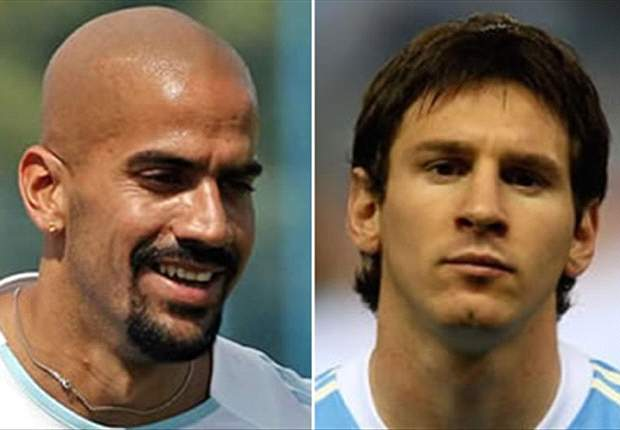 Juan Sebastian Veron: Messi is a born leader