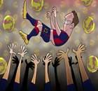 CARICATURA: Leo, el Rey de La Liga
