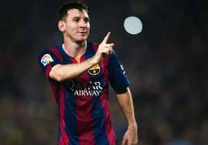 Hasta ahí, 252 goles para el argentino de 27 años en la Liga española.
