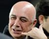 "Galliani: ""Pazzini rimane al Milan"""