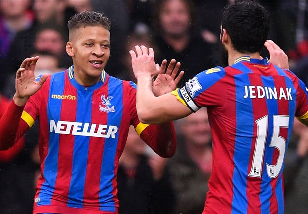 Crystal Palace 3-1 Liverpool: Lambert off the mark but Reds slip up again