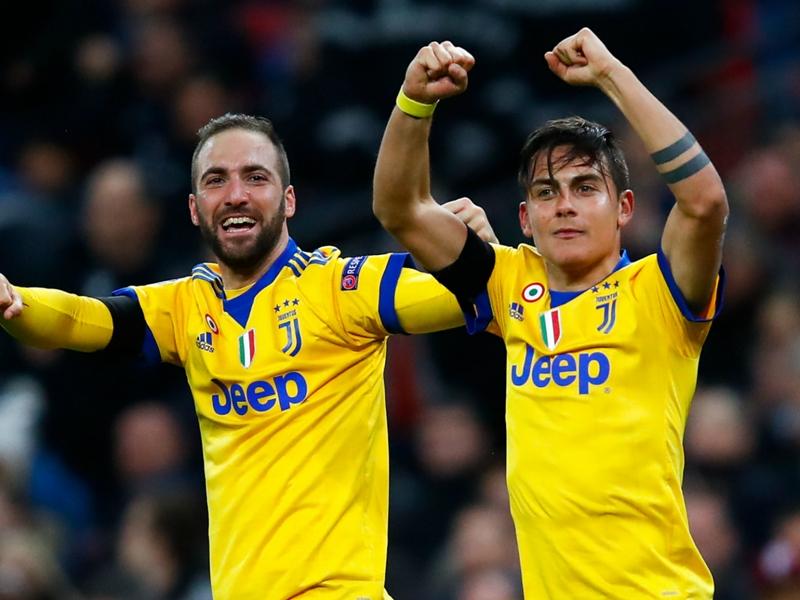 'Good luck brother' - Dybala bids farewell to AC Milan-bound Higuain