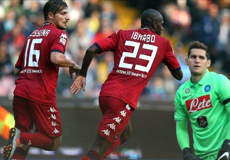 Festa del goal, ma Napoli non ride: è 3-3