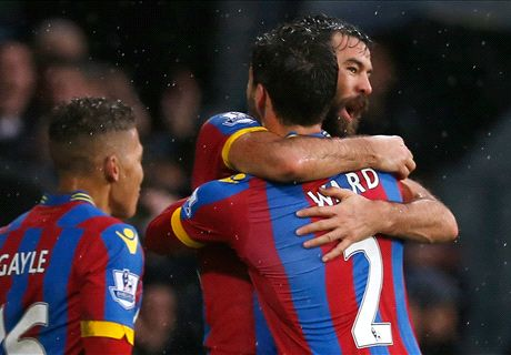 FT: Crystal Palace 3-1 Liverpool