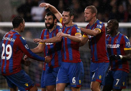 Liverpool verrast door Crystal Palace