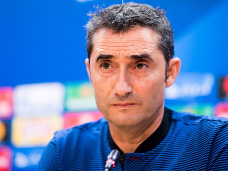 """FC Barcelone, Ernesto Valverde : """"Pas de priorité à la C1"""""""