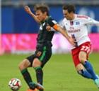 Résumé de match, Hambourg-Werder Brême (2-0)