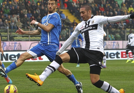 'Calciobidone 2014', trionfo di Belfodil