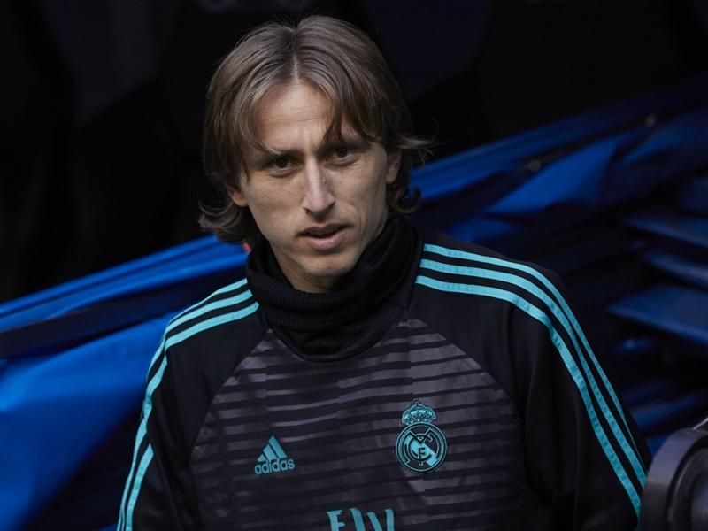 Supercoupe d'Europe - Luka Modric est présent dans le groupe du Real Madrid