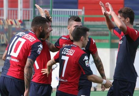 VIDEO - Highlights Cagliari-Modena 4-4