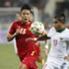 Zulham berhasil mencetak gol di laga perdana Piala AFF 2014.