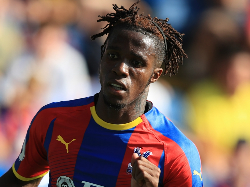 Crystal Palace's Williams compares 'irreplaceable' Zaha with Bale, Neymar