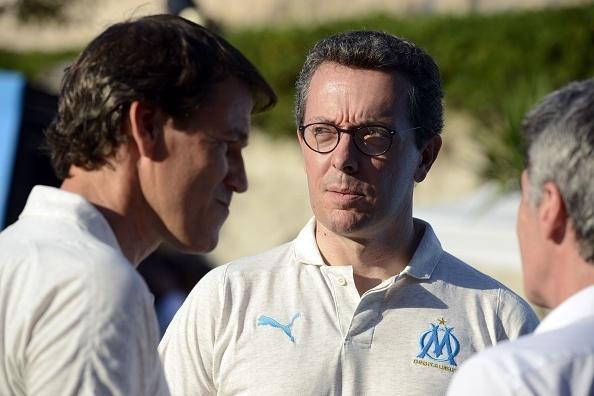 """Marseille - Jacques-Henri Eyraud veut """"progresser dans tous les domaines"""""""