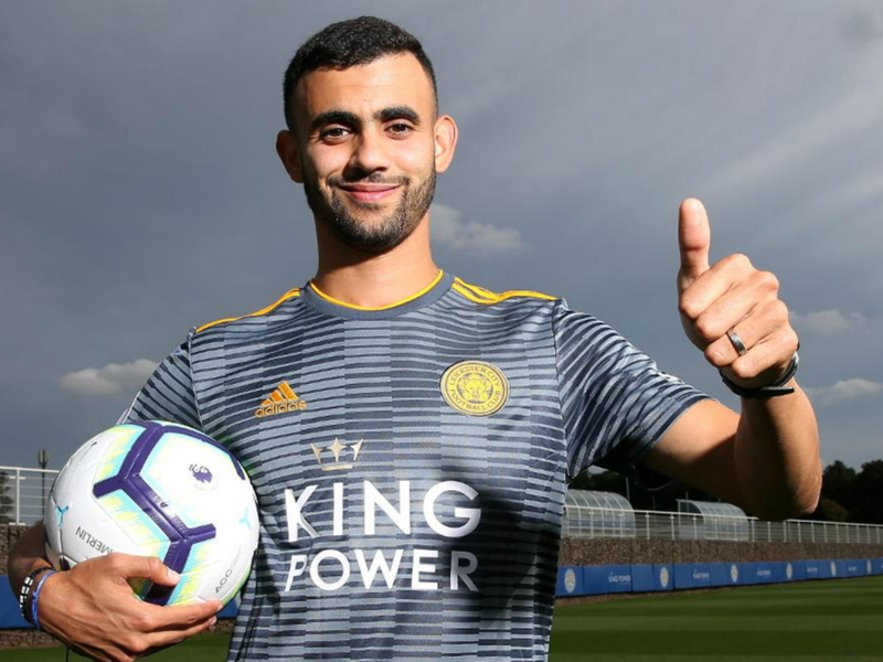 'Many goals and many assists' - New signing Rachid Ghezzal on Leicester City ambitions