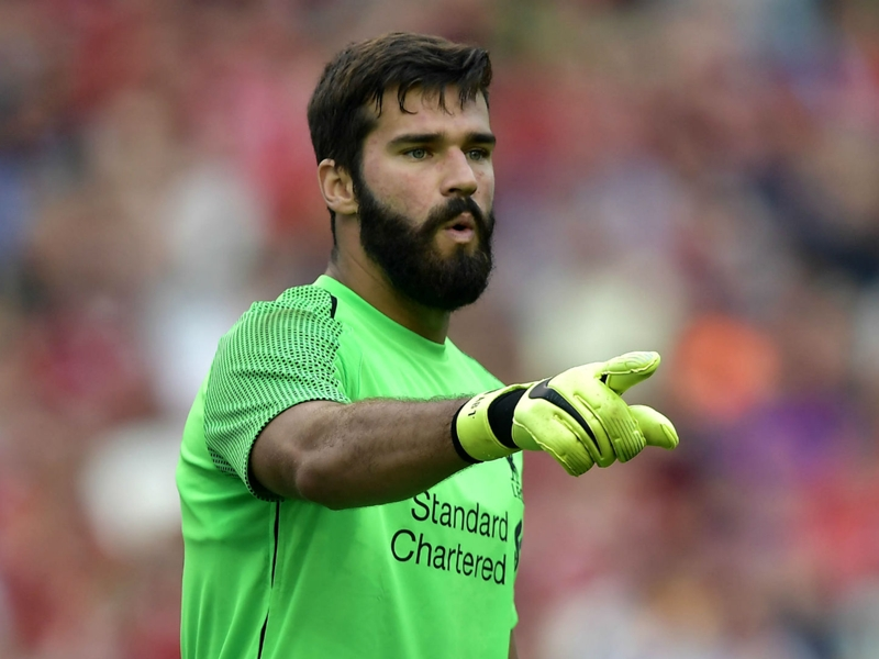 Alisson for £67m and Kepa for £72m - Schmeichel admits keeper prices are 'ridiculously high'
