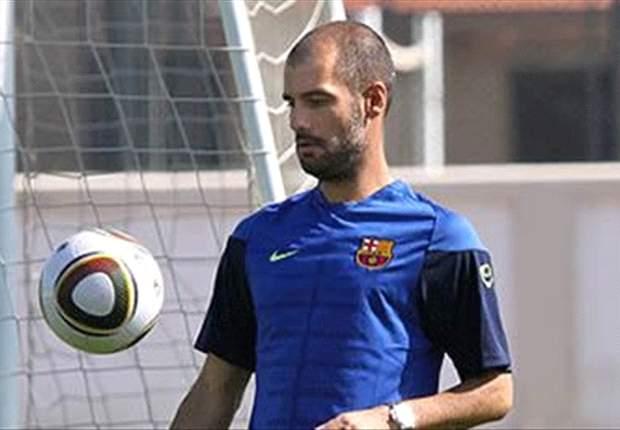 Joan Laporta Hopeful Pep Guardiola Will Renew Barcelona Contract