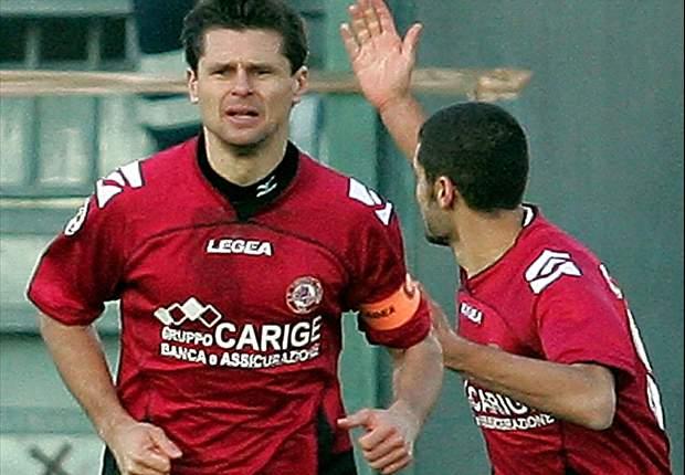 Tomas Danilevicius, 35 anni, al Parma e quindi al Nova Gorica