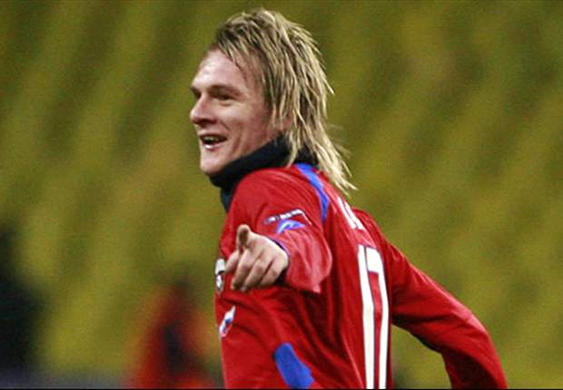Bayern Munich join Liverpool, Arsenal & Chelsea in race to sign CSKA Moscow's Milos Krasic - report