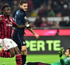 Icardi's off-night foils Mancini's Inter return