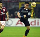 Live: AC Milan 1-0 Inter