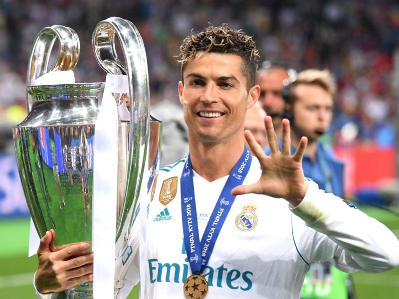 Messi, Ronaldo, Salah and De Bruyne up for Champions League awards