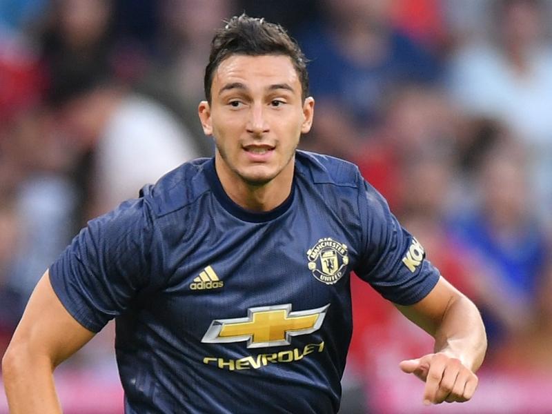 Manchester United, Matteo Darmian rêve d'un retour en Serie A mais José Mourinho compte sur lui