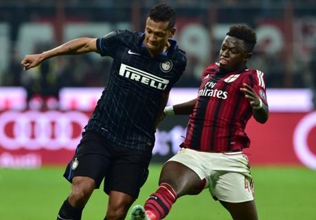 Derby Milan Berakhir Imbang