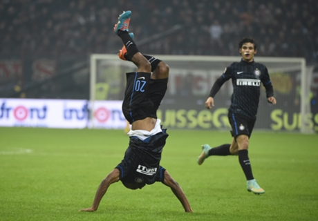 Milan 1-1 Inter: Derby draw