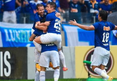 Cruzeiro claim Brasileirao title