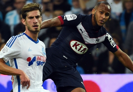 Marseille Tundukkan Bordeaux