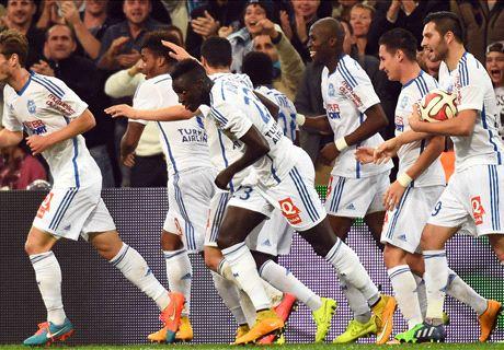 Marseille-Lille, les compos officielles